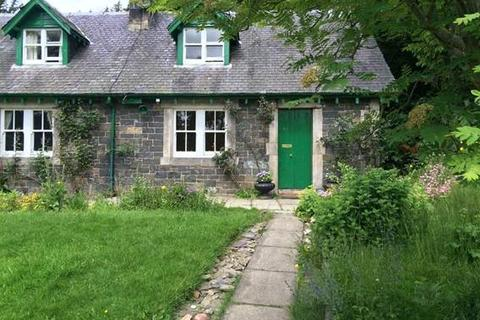 2 bedroom semi-detached house to rent - 1 Post Office Cottage, Glen Estate, Innerleithen, Scottish Borders, EH44