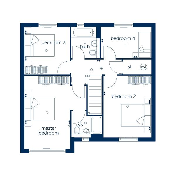 Floorplan 2 of 2: 1st Floor