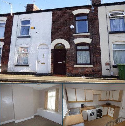 2 bedroom terraced house to rent - Alexandra Street, Ashton Under Lyne, Tameside, Lancs, OL6