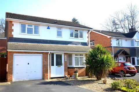 4 bedroom detached house for sale - Clos Tecwyn, Cyncoed, Cardiff, CF23