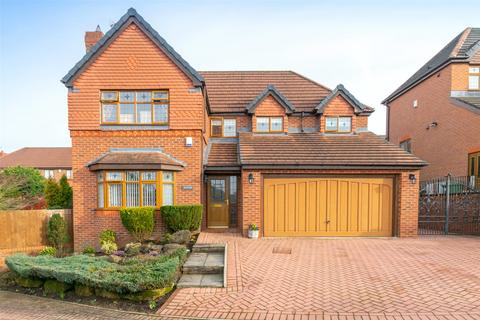 4 bedroom detached house for sale - Cricketers View, Shadwell, Leeds, West Yorkshire, LS17