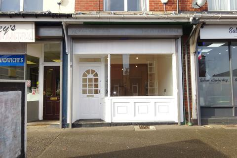 Retail property (high street) to rent - 16 Wostenholm Road, Nether Edge, Sheffield S71 LJ