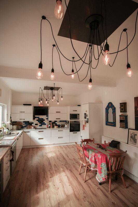 Kitchen light...