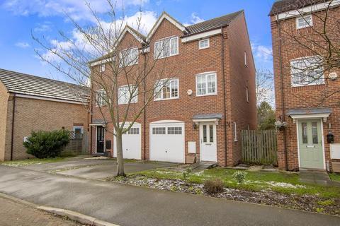 4 bedroom semi-detached house for sale - Cornflower Drive, Bessacarr, Doncaster