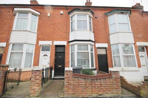 2 bedroom terraced house to rent - Hopefield Road, West End, Leicester LE3