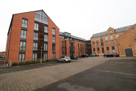 2 bedroom ground floor flat for sale - The Parkes Building, The Poplars, Beeston