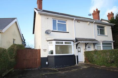 2 bedroom semi-detached house for sale - Mostyn Road, Ely,Cardiff