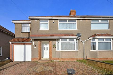 4 bedroom semi-detached house for sale - Hillyfield Road, Bristol