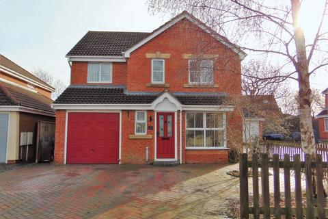 4 Bedroom Detached House For Sale Barley Close Daventry Nn11 0fw