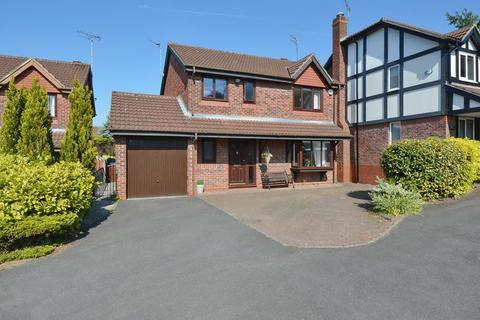 4 bedroom detached house for sale - Bellerby Close, Whitefield, Manchester