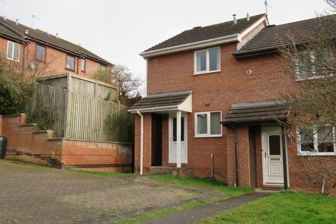 2 bedroom terraced house to rent - Linnet Close, Exeter