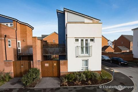3 bedroom detached house for sale - Lockside Place, Coventry