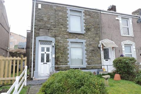 2 bedroom end of terrace house for sale - Llangyfelach Road, Brynhyfryd