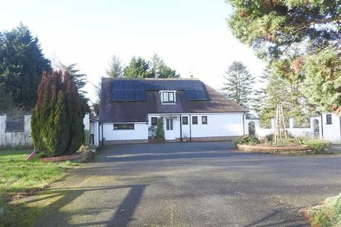 5 bedroom property with land for sale - LLANGOEDMOR
