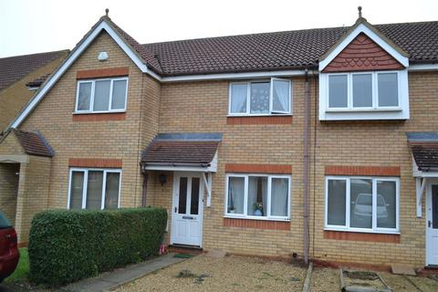 2 bedroom terraced house for sale - Cross Brooks, Wootton, Northampton