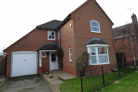 4 Bedroom Detached House For Sale Royal Star Drive Daventry