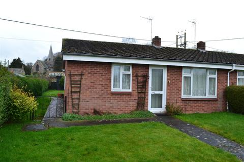 2 bedroom semi-detached bungalow for sale - The Glebelands, Dilwyn, Hereford