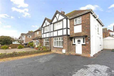3 bedroom semi-detached house for sale - Goldstone Crescent, Hove