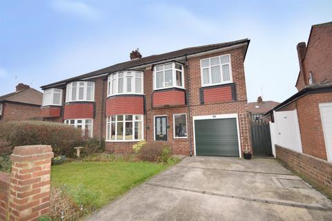4 bedroom semi-detached house for sale - Shaftesbury Avenue, Whitley Bay