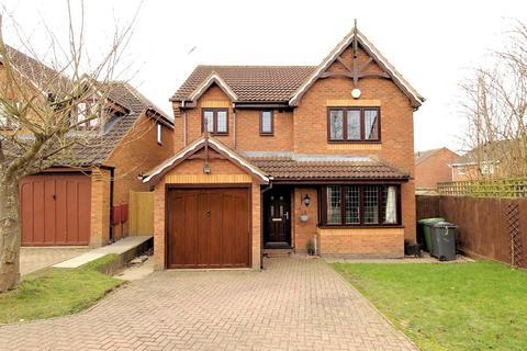 4 bedroom detached house to rent - Hans Apel Drive, Brackley