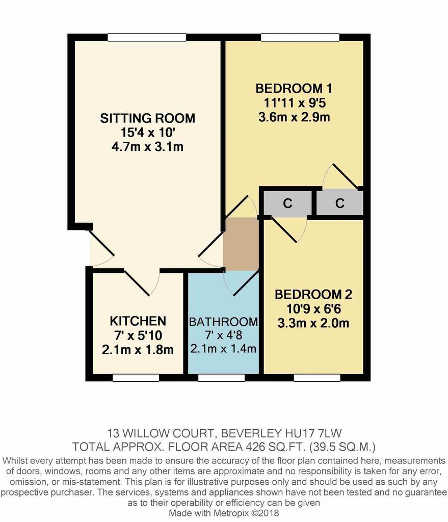 Floorplan: Floorplan No. 3