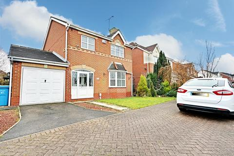 4 bedroom detached house for sale - Helm Drive, Hull, East Yorkshire, HU9