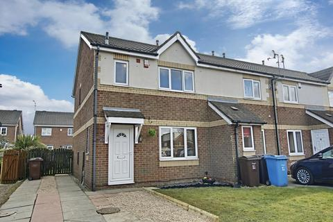3 bedroom end of terrace house for sale - St Abbs Close, Hull, East  Yorkshire, HU9
