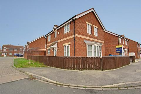 4 bedroom detached house for sale - Easter Wood Close, Bransholme, Hull, East Riding of Yorkshire, HU7