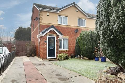 2 bedroom terraced house for sale - Idas Close, Hull, East Yorkshire, HU9