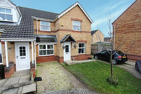 2 bedroom semi-detached house for sale - Bowmont Way, Kingswood, Hull, East Riding of Yorkshire, HU7