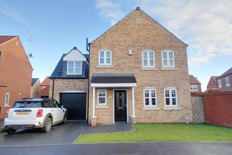4 bedroom detached house for sale - Paddock Way, Kingswood, Hull, East Riding of Yorkshire, HU7
