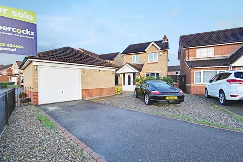 3 bedroom detached house for sale - Brecon Drive, Kingswood, Hull, East Yorkshire, HU7