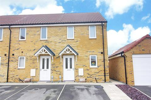 2 bedroom end of terrace house for sale - Chartwell Gardens, Kingswood, Hull, East Yorkshire, HU7