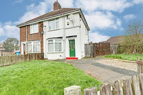 2 bedroom semi-detached house for sale - 12th Avenue, Hull, East Riding Of Yorkshire, HU6