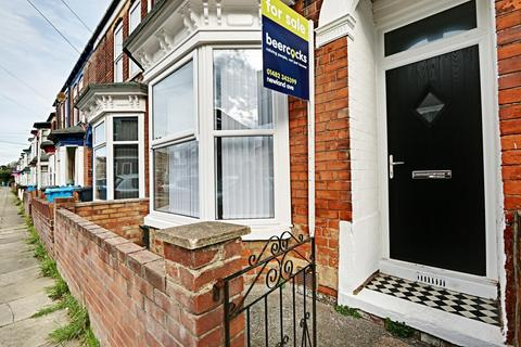 3 bedroom terraced house for sale - Manvers Street, Hull, East Riding of Yorkshire, HU5