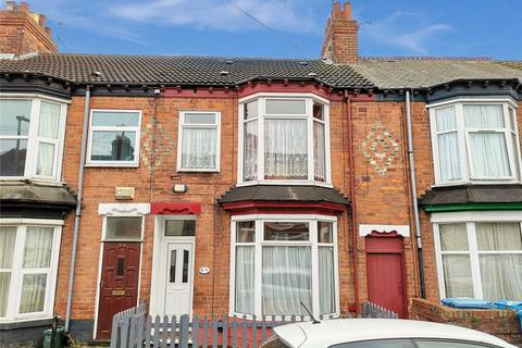 4 bedroom terraced house for sale - Edgecumbe Street, Hull, East Riding of Yorkshi, HU5