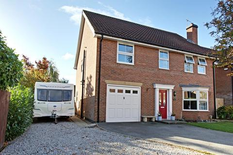 4 bedroom detached house for sale - Fair View Close, Gilberdyke, East yorkshire, HU15
