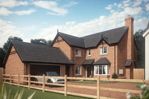 4 bedroom detached house for sale - Plot 6, The Exeter, Chester Road, Hinstock, Shropshire, TF9
