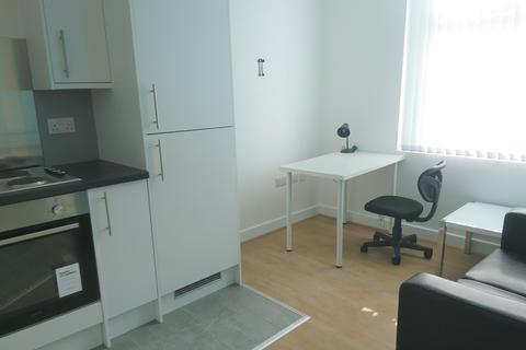 Studio to rent - 30 Granby Street, Leicester LE1