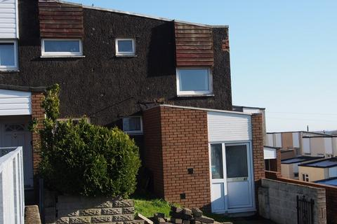 2 bedroom end of terrace house to rent - Laleston Close, Barry, The Vale Of Glamorgan. CF63 1TZ