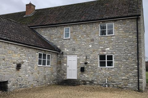 3 bedroom barn to rent - High Street, West Lydford TA11