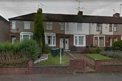 2 bedroom terraced house to rent - Nuffield Road, Coventry, West Midlands, CV6