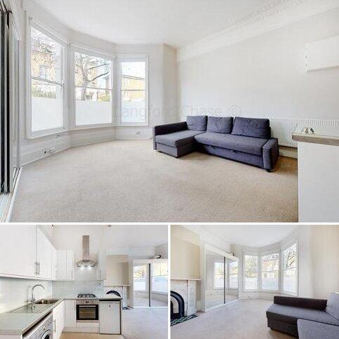 Studio to rent - Henry Road, Finsbury Park, N4