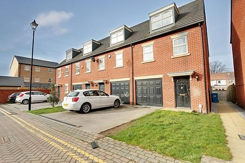 4 bedroom end of terrace house for sale - Jensen Mews, Hull, East Yorkshire, HU4