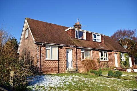 3 bedroom semi-detached bungalow for sale - Merrick Crescent , Minishant , South Ayrshire , KA19 8ET