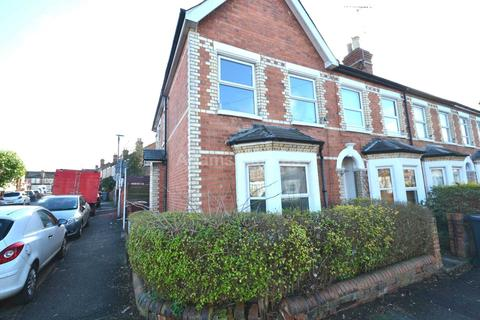 4 bedroom end of terrace house to rent - Grange Avenue, Reading