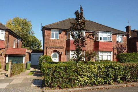 3 bedroom semi-detached house to rent - Ashridge Crescent, Shooters Hill London SE18