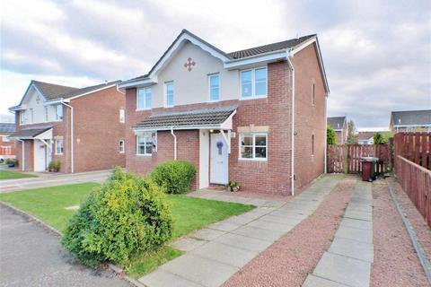 2 bedroom semi-detached house for sale - Lochranza Lane, Lindsayfield, EAST KILBRIDE
