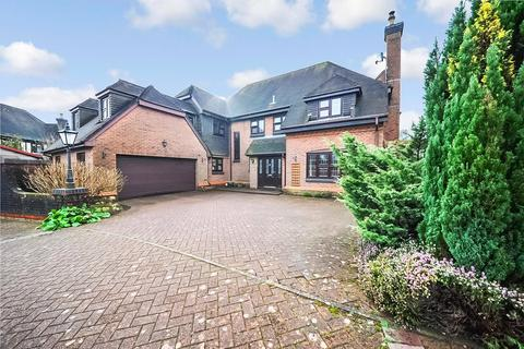 5 bedroom detached house for sale - The Mount, Lisvane, Cardiff, CF14