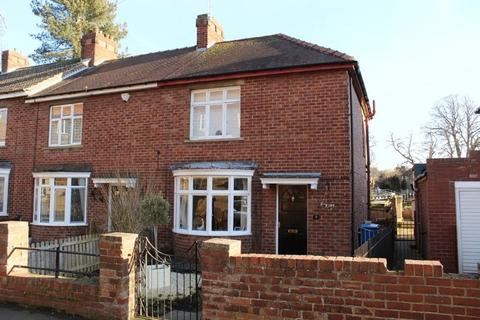 2 bedroom semi-detached house to rent - Mitford Road, Morpeth